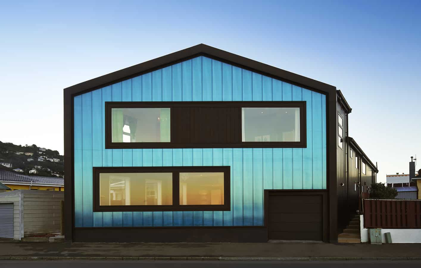 Lyall Bay residential architects new zealand firm