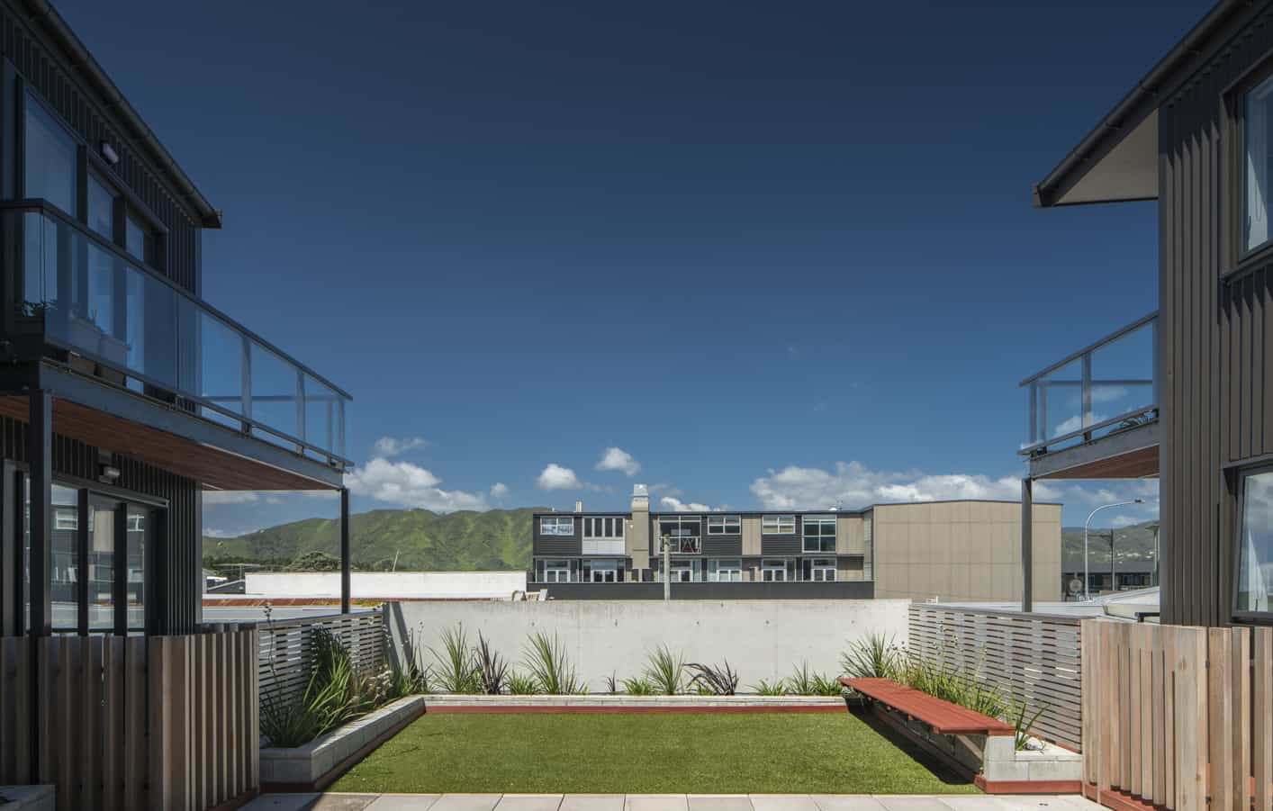 firmans arms multi unit new zealand architect firm